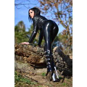 "Latex Leggings ""La Bomba"""