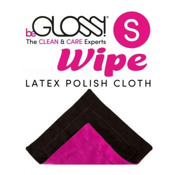 beGLOSS WIPE - Perfect Shine Latex Poliertuch - Small
