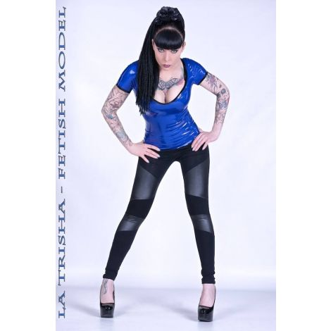 Latex Damen T-Shirt