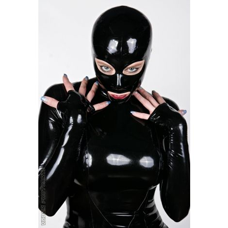 "Latex Maske ""Basic"""