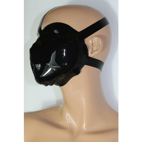 Latex Medical Play Mask