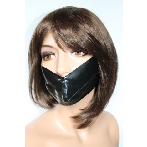 "Latex Medical Mask ""Silence"""