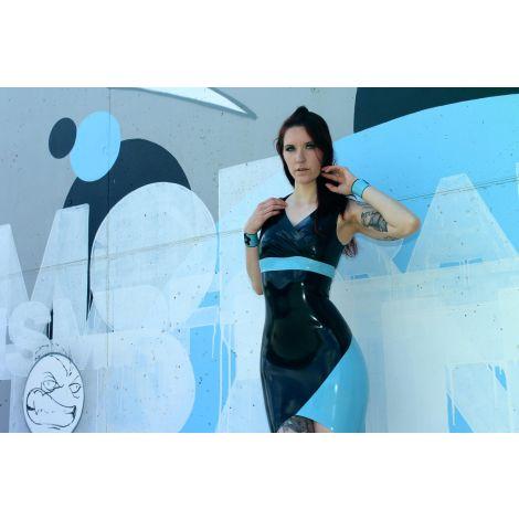 Latex Kleid Toxic