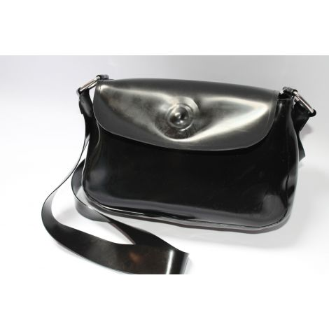 Latex Messenger Bag Mini