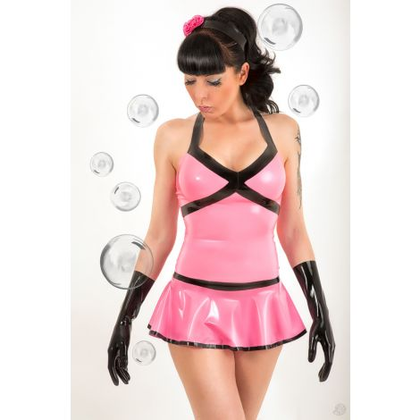 Latex Oberteil X-Top